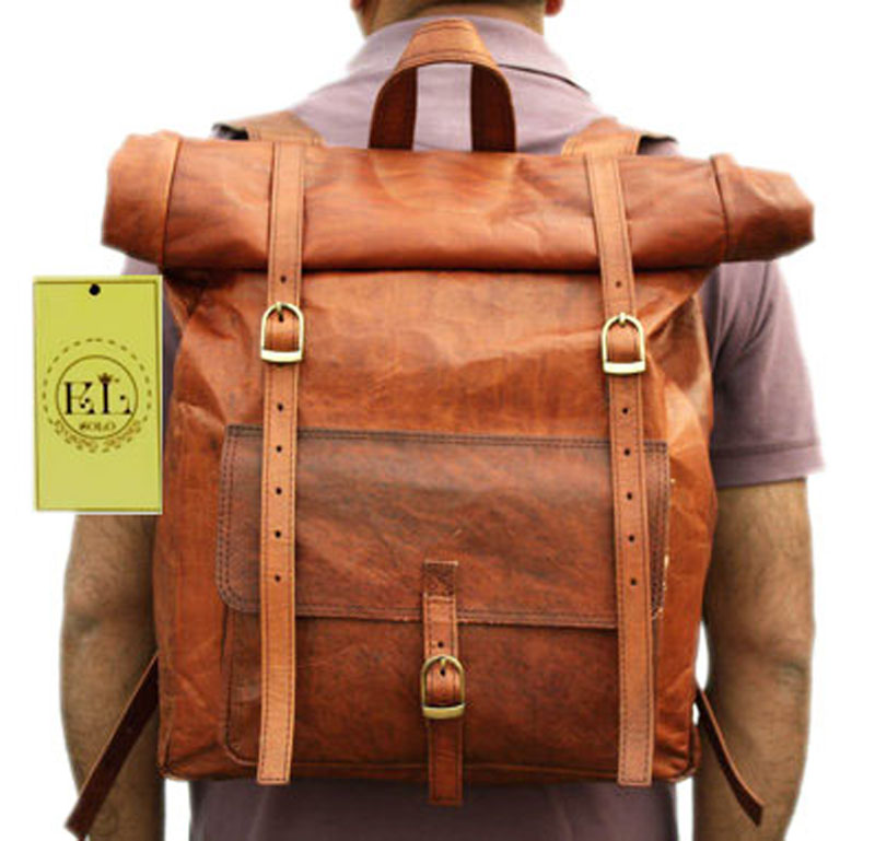 Top Leather Backpacks | Cg Backpacks
