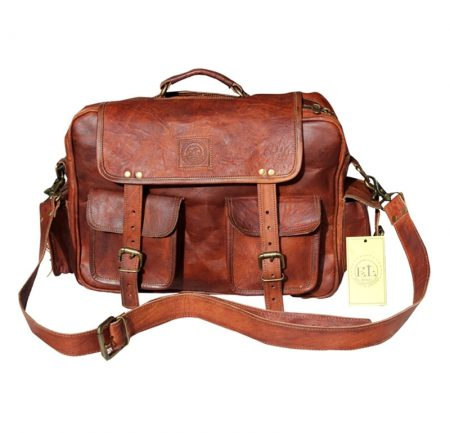 Multipurpose Pure Leather Professional Bag