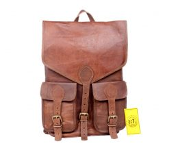 twin pocket backpack