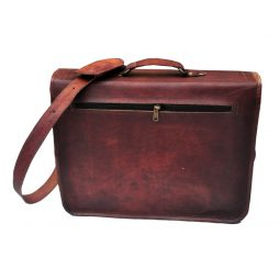 Leather Briefcase Bag for men