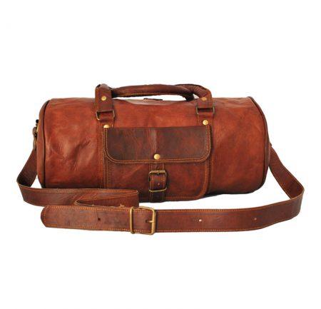 Handmade Duffle Bag