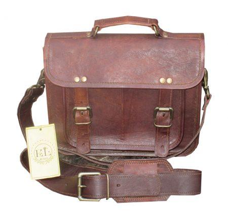 Unisex Leather Bag